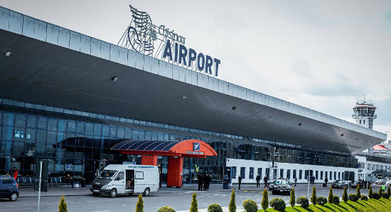 Due to fog, flights are delayed at Chisinau International Airport