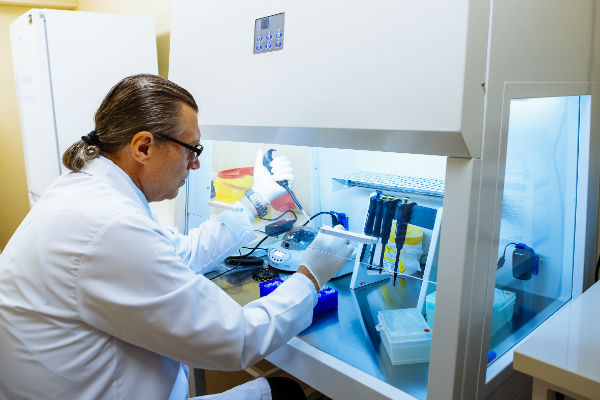 The first DNA laboratory was opened in Moldova