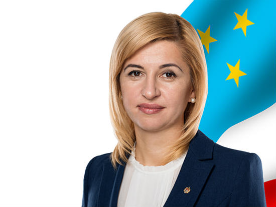 Irina Vlakh initiates a wide meeting with the residents of Gagauzia